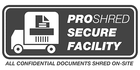 PROSHRED® Security Facility - Black