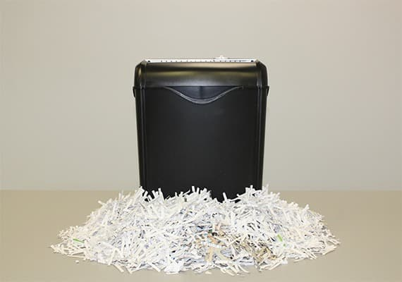 In-House Shredder